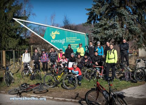 На проход Витиня с колело - Велоразходка 2015