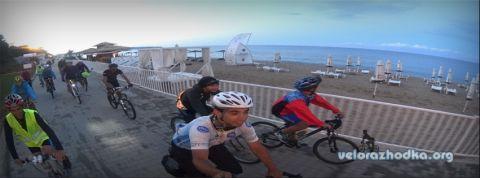 Велопоход до морето - 2015